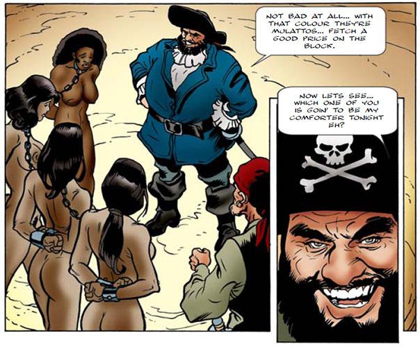 Black Sex Comics -